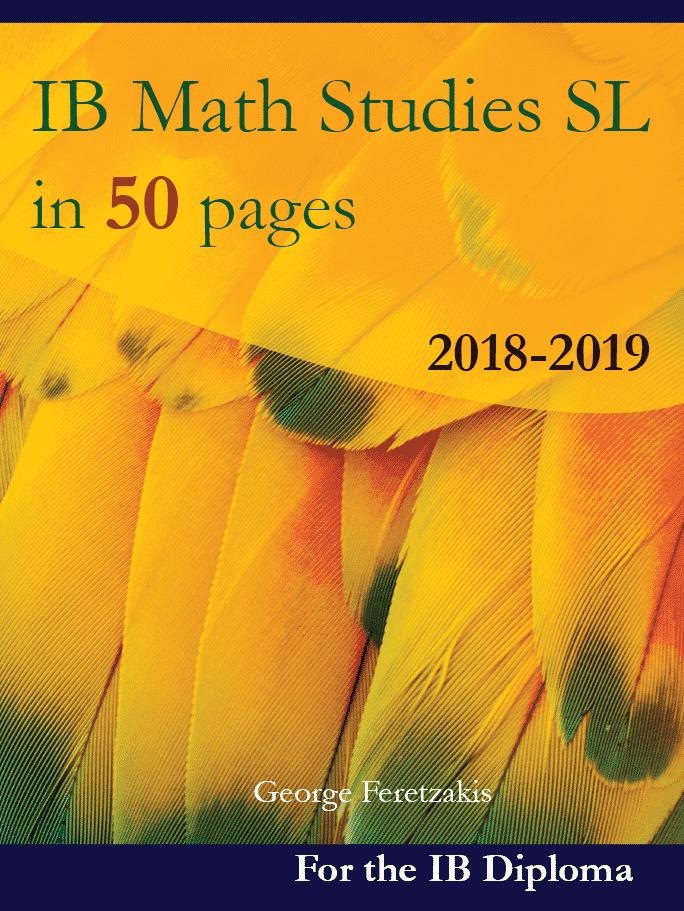 IB Mathematics Studies