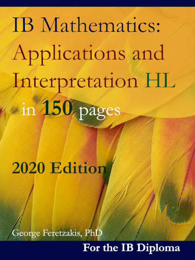 IB Mathematics: Applications and Interpretation HL